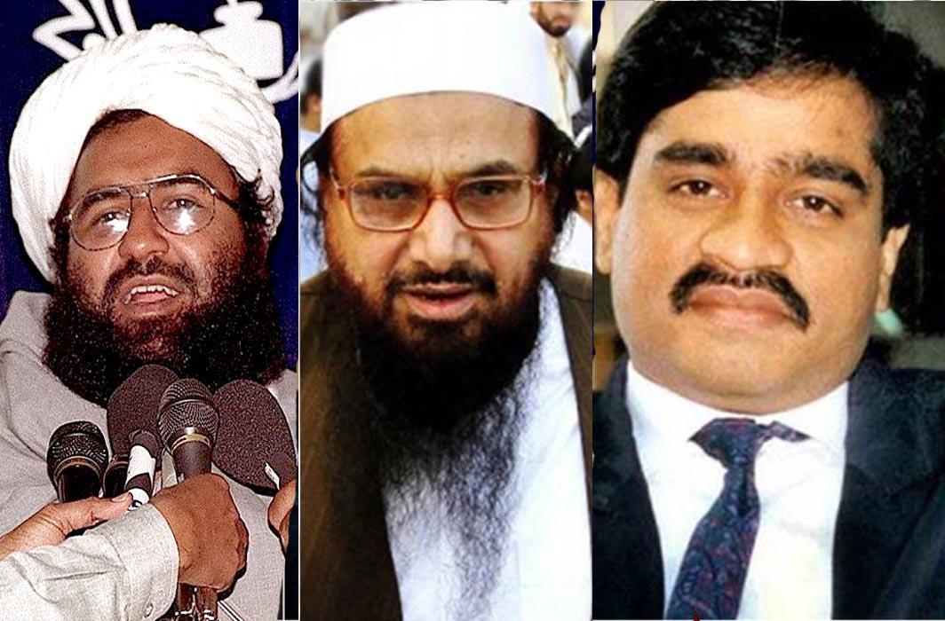 Masood Azhar, Hafiz Saeed, Dawood Declared Terrorists Under Amended UAPA Law