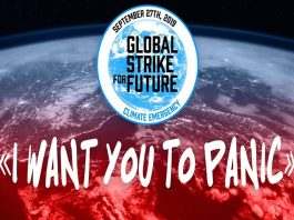 Global Climate Strike observed ahead of UN Climate Action Summit