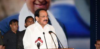 Vice President Venkiah Naidu