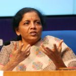 Finance minister Nirmala Sitharaman recently announced corporate tax cuts/Photo: UNI