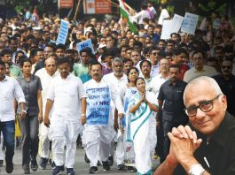 West Bengal CM Mamata Banerjee has been vocal against the NRC in India/Photo: UNI