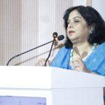 School Education Secretary Rina Ray