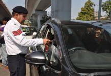 Delhi Traffic police