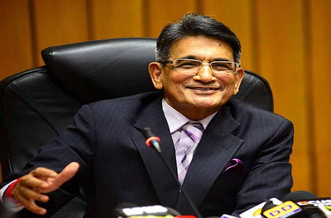 Justice RM Lodha