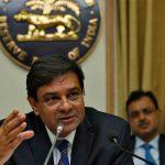 RBI Governor Urjit Patel. Photo: UNI