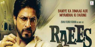 Poster of film Raees
