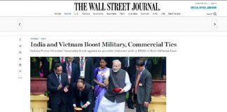 China lone critic of India-Vietnam Akash pact