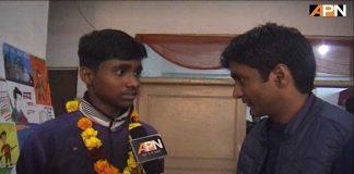 Meerut students set world record with painting marathon