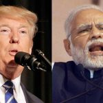Donald Trump & Modi