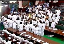 Pandemonium in Tamil Nadu assembly