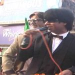 Big B, SRK lookalikes lure voters in BJP campaign