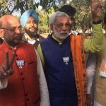Modi, Amit Shah lookalikes on the BJP campaign trail