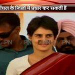 Priyanka Gandhi to campaign from Amethi, Raibairely.