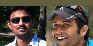 Srinivas Kuchibhotla (left) and Alok Madasani