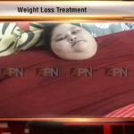 Heaviest woman looks forward to cure