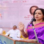 Hema Malini's sensible intervention in the debate on the Finance Bill
