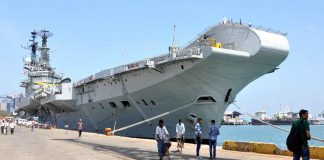 The world's longest-serving aircraft carrier, INS Viraat, was decommissioned on March 6. The fate of the 27,800-tonne warship is now unknown. As it has found no buyers, it will probably be scrapped just as its predecessor, INS Vikrant, was in 2014