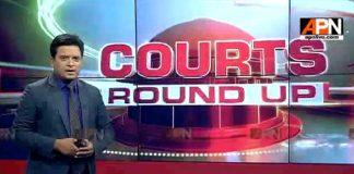Watch:Courts Round UP