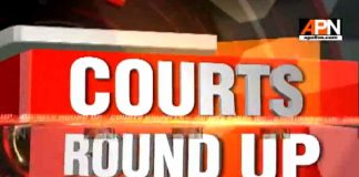 Watch:'COURTS ROUND UP'