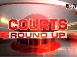 Watch: 'COURTS ROUND UP'