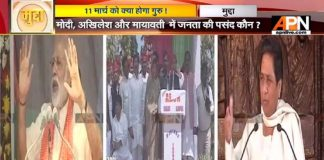 APN Mudda: Who will come to power in UP?