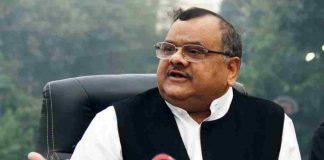 BAI chief Akhilesh Das Gupta passes away