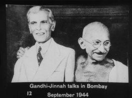 Gandhi vs Jinnah