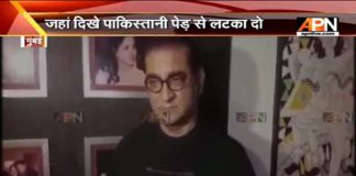 Furore over singer Abhijeet's tweet on Pakistan