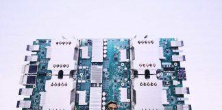 Google reveals a new AI chip for sale via cloud