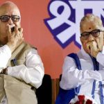 Babri Masjid demolition case: Advani, Bharti, Joshi appear before court in Lucknow