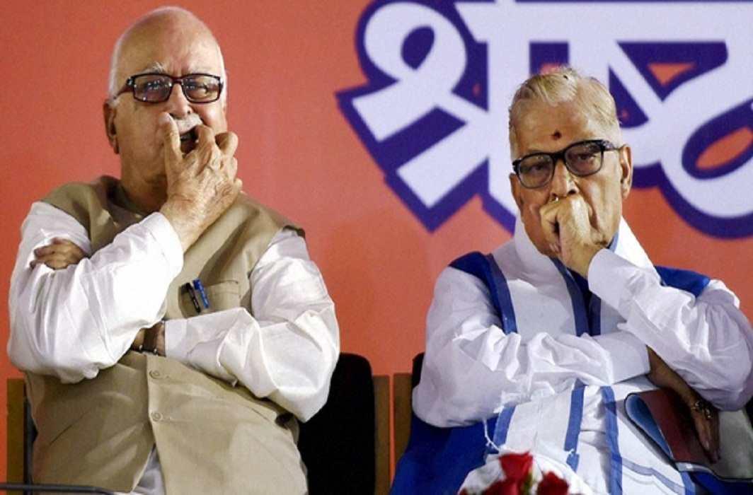 Babri Masjid demolition case: Advani, Bharti, Joshi appear before court in Lucknow
