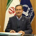 Professor Mohammad Kafi, president of Ferdowsi University of Mashhad