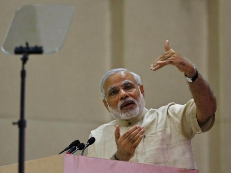 PM Modi's new formula for India's development: IT + IT = IT