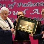 Palestinian President Abbas asks Modi to help bring peace to Middle East