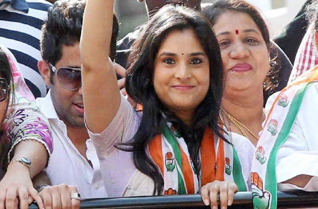 Congress picks actor Ramya for social media head. Will it help?