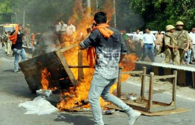 1 Dalit killed in fresh round of caste-clashes in Saharanpur, UP government blames Mayawati