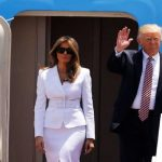 Watch: Melania Trump slaps off husband's hand in Israel!