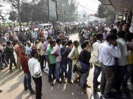 Demonetisation hurts India, GDP rate slips