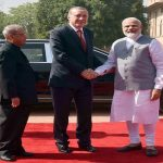 Turkish President says he's ready to help India, Pakistan on Kashmir issue