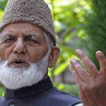 NIA registers inquiry against Geelani and other Hurriyat leaders