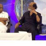 Rajini says he will enter politics if God wills