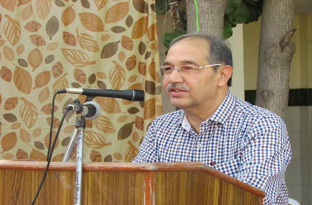 Professor Tariq Mansoor