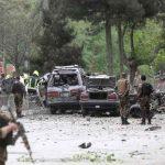 Suicide bomb attack near US embassy rocks Kabul, kills eight civilians