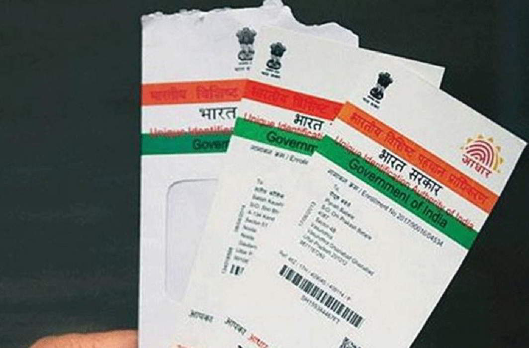 Aadhaar holders must link with PAN card for Income Tax returns: SC