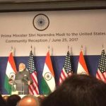 All Eyes on First Modi-Trump Meeting Today