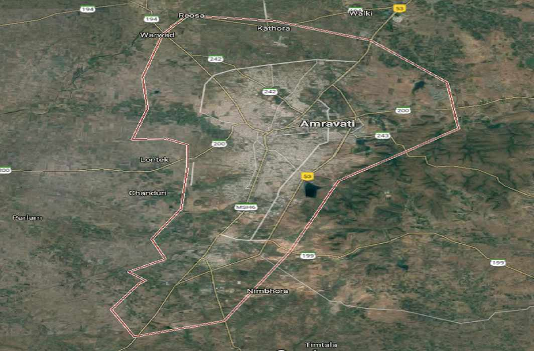 Amaravati:Envisioning a Natural City