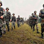Chinese troops enter Sikkim sector, destroy two bunkers