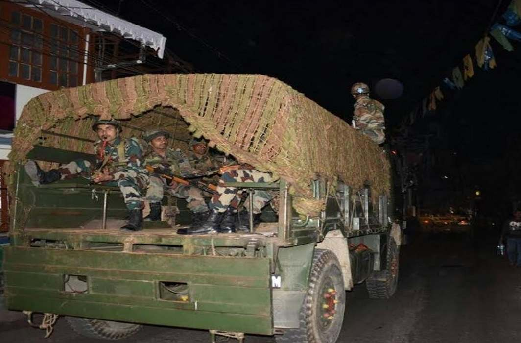 Army Called in After GJM Supporters Attack Police in Darjeeling
