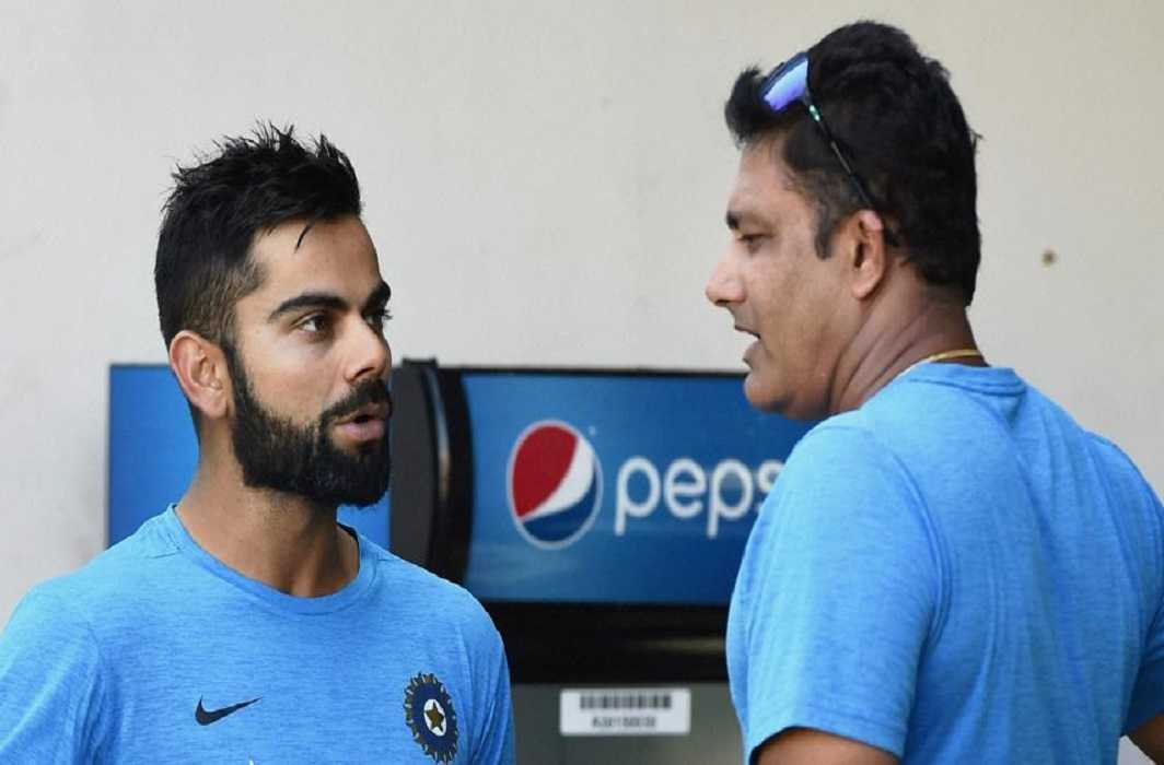 Kumble resigns as head coach of Indian cricket team