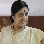 Sushma flays Aziz for ignoring countrymen's needs